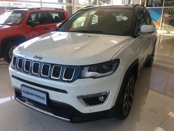 Jeep Compass Limited Plus Blanca 2019 0 Km
