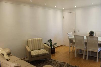 Apartamento Em Panamby, São Paulo/sp De 69m² 3 Quartos À Venda Por R$ 424.000,00 - Ap202461