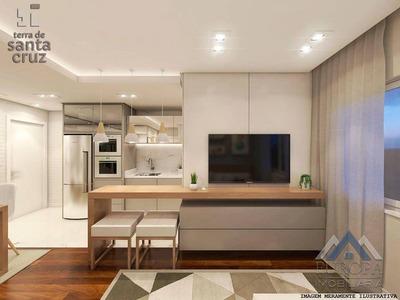 Apartamento Com 2 Dormitórios À Venda, 44 M² Por R$ 116.999 - Jardim Ecoville I - Cambé/pr - Ap0034