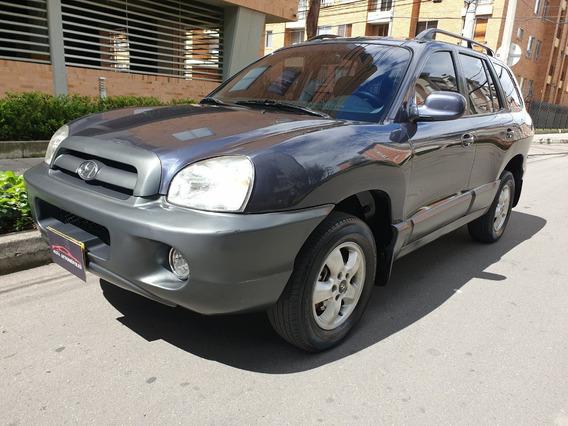 Hyundai Santafe Gls 2.700cc 4x4 A/t C/a 2006