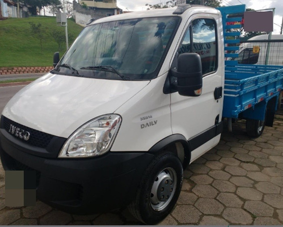 Iveco Dailly 35s14 Carroceria 2017