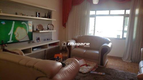 Sobrado Com 3 Dormitórios À Venda, 346 M² Por R$ 740.000,00 - Portal Dos Gramados - Guarulhos/sp - So0653