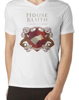 Polera Casa Bluth Necesito Un Favor