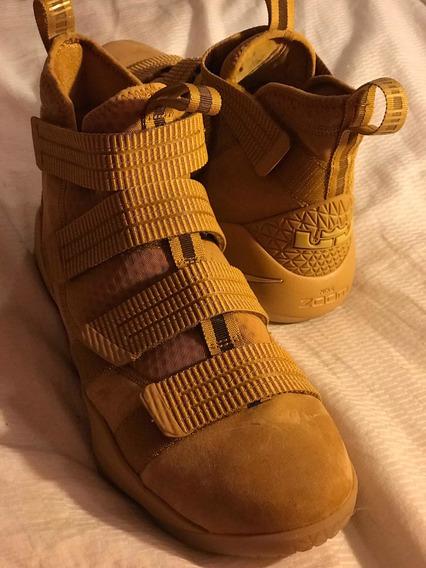 Zapatilla Nike Lebron Soldier 11 Talle 12