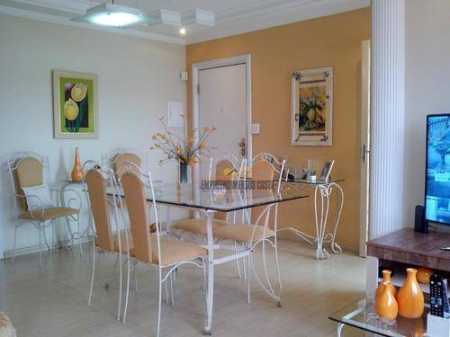 Imagem 1 de 19 de Apartamento Com 3 Dormitórios À Venda, 104 M² Por R$ 480.000,00 - Edifício Dona Isaura - Salto/sp - Ap0599