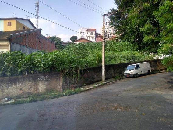 Terreno Incorporação Vila Rosália 989m² Com Estudo - Te0012