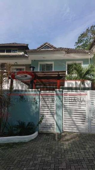 Casa Em Condomínio-à Venda-freguesia (jacarepaguá)-rio De Janeiro - Pacn30013