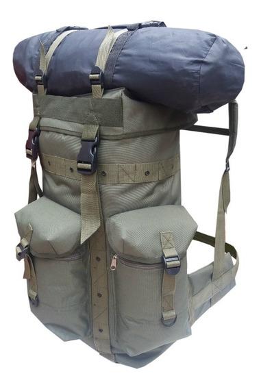 Mochila Táctica Militar 60 Lts