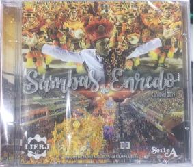 Cd Sambas De Enredo - Carnaval 2019 Rj Série A