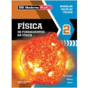 Física 2 Os Fundamentos Da Física - Moderna Plus