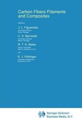 Carbon Fibers Filaments And Composites - R. T. K. Baker