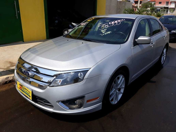 Ford Fusion 2.5 Sel Aut. 4p