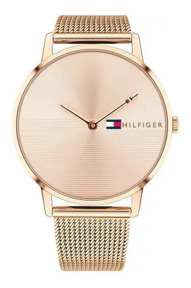 Relógio Tommy Hilfiger Feminino Aço Rosé