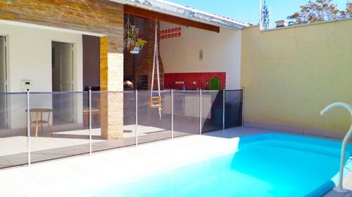 Imagem 1 de 25 de Casa Térrea Totalmente  Reformada  E Isolada! - Reo65294