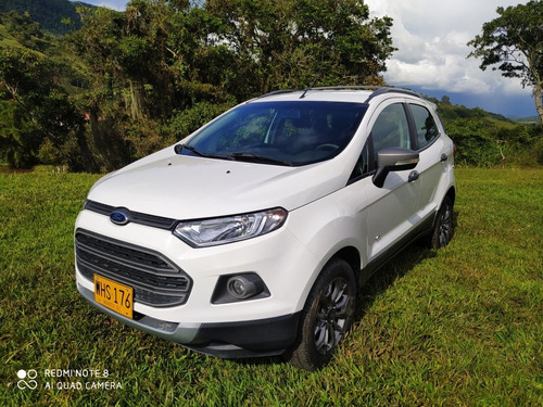 Ford Ecosport Freestyle 4x4 Mt