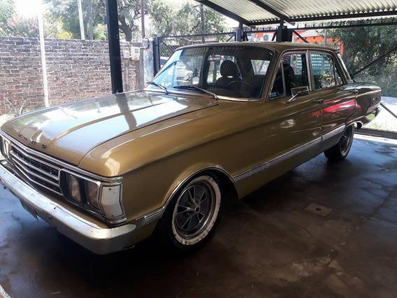 Ford Falcon Deluxe 1973 Dorado Titular Al Dia