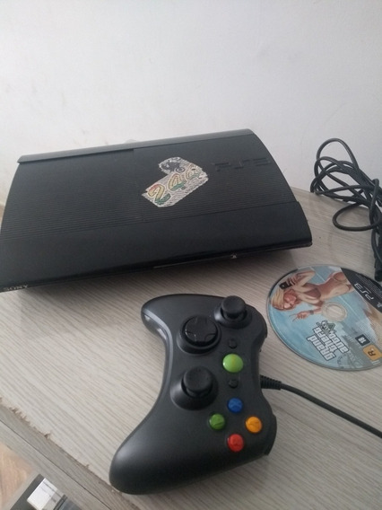 Playstation 3 (ps3) Super Slim 250 Gb