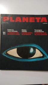 Revista Planeta Edição 11, Julho De 1973
