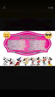 Stickers Personalizados Para Tu Candy Bar!!