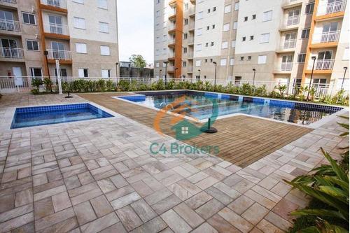 Imagem 1 de 7 de Apartamento Com 3 Dormitórios À Venda, 64 M² Por R$ 330.000,00 - Jardim América Da Penha - São Paulo/sp - Ap1565