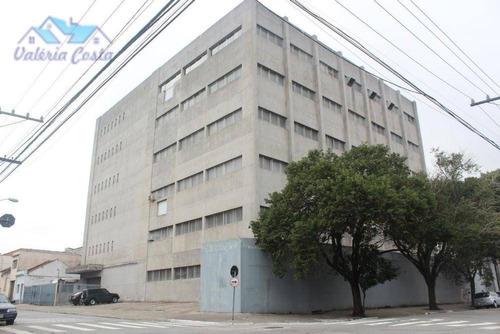 Imagem 1 de 16 de Prédio, 8730 M² - Venda Por R$ 25.000.000,00 Ou Aluguel Por R$ 174.600,00/mês - Brás - São Paulo/sp - Pr0005