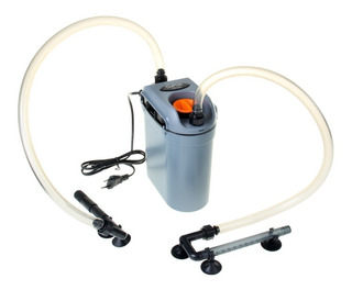 Filtro Externo Canister Dophin Acuarios 410 L/h Pethome