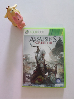 Assassin´s Creed 3 Xbox 360 Garantizado