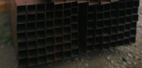 Tubo Estructural 60x60 X 12 Mts