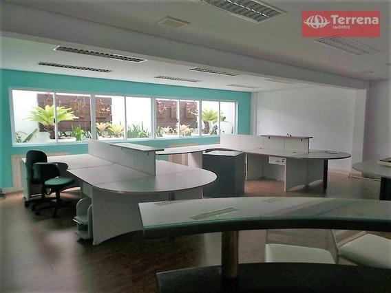 Sala Com Móveis Planejados, Garcia, Blumenau/sc - Sa0075