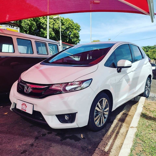 Honda Fit 2017 1.5 Ex Flex Aut. 5p