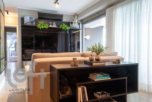 Imagem 1 de 29 de Apartamento Com 3 Dormitórios À Venda, 132 M²  - Brooklin - São Paulo/sp - Ap3354