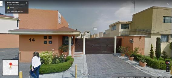 Oportunidad Casa De Remate Bancario En Col Pueblo De San Nicolas Totolapan