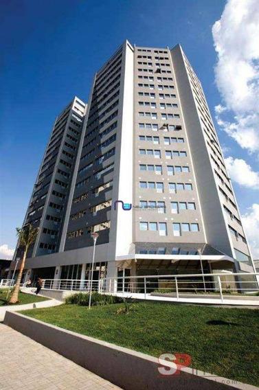 Sala Para Alugar, 61 M² Por R$ 3.100/mês - Barra Funda - São Paulo/sp - Sa0418