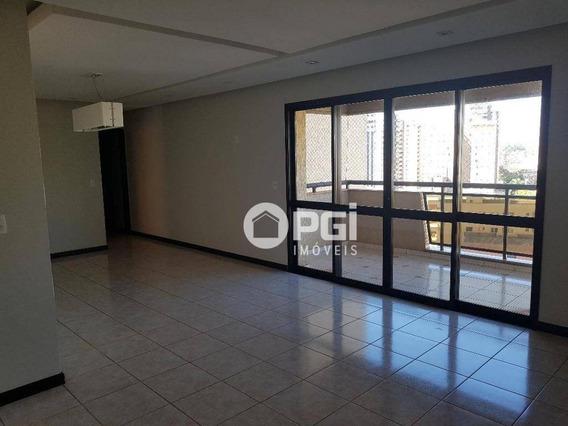 Apartamento Com 3 Dormitórios, 180 M² - Venda Por R$ 900.000,00 Ou Aluguel Por R$ 2.700,00/mês - Jardim São Luiz - Ribeirão Preto/sp - Ap5737