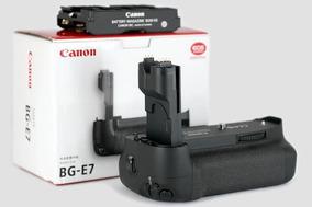 Battery Grip Canon Bg-e7 Para Eos 7d