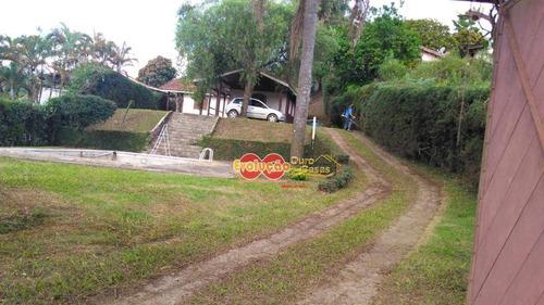 Imagem 1 de 4 de Chácara Com 2 Dormitórios À Venda, 1000 M² Por R$ 350.000,00 - Vivendas Do Engenho D Água - Itatiba/sp - Ch0731
