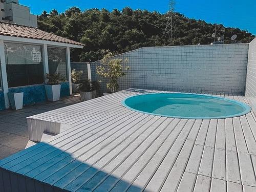 Imagem 1 de 20 de Cobertura Com 3 Dormitórios À Venda, 154 M² Por R$ 790.000,00 - Icaraí - Niterói/rj - Co3057