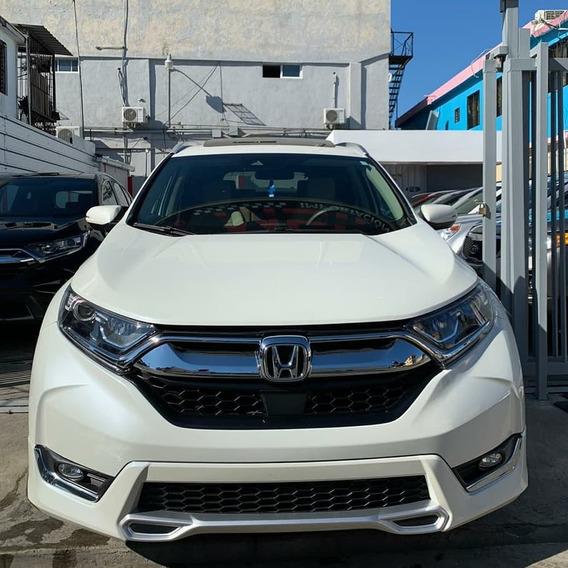 Honda Cr-v Ex Nueva Full