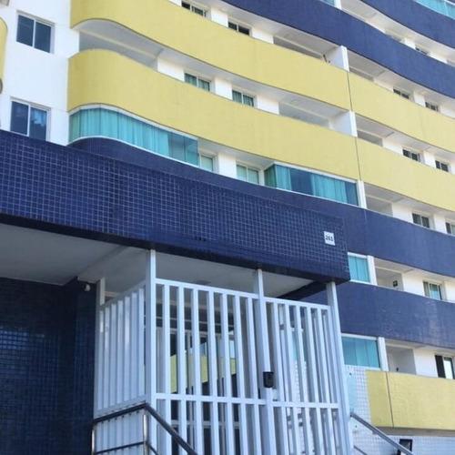 Imagem 1 de 16 de Apartamento Armação 3/4 Sendo 1 Suíte, Vista Mar, Bem Localizado! - Ap00062 - 69876810