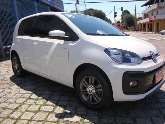 Up! Move 1.0 Tsi 2018