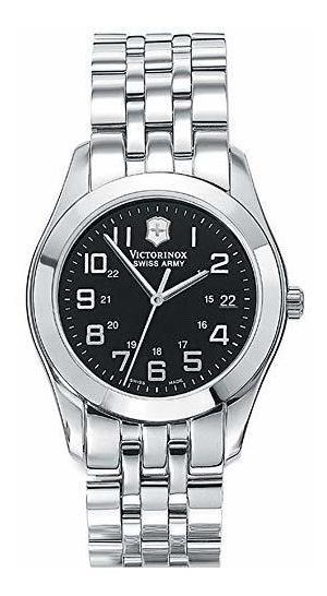 Victorinox Swiss Army De Los Hombres Alliance Reloj # 24657