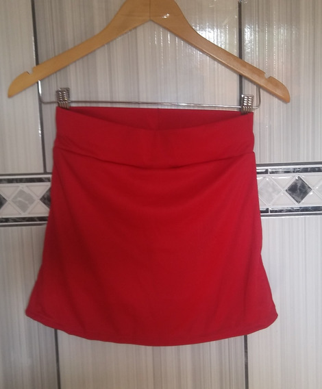 Shorts Saia De Poliamida
