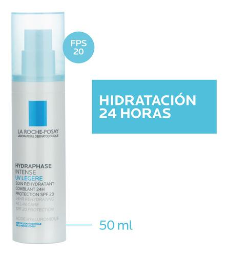 Hidratante Intensivo Uv Ligero La Roche Posay