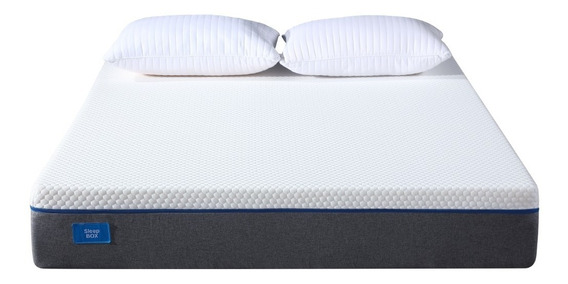 Colchon Y Base Sleep Box 180x200 Alta Densidad