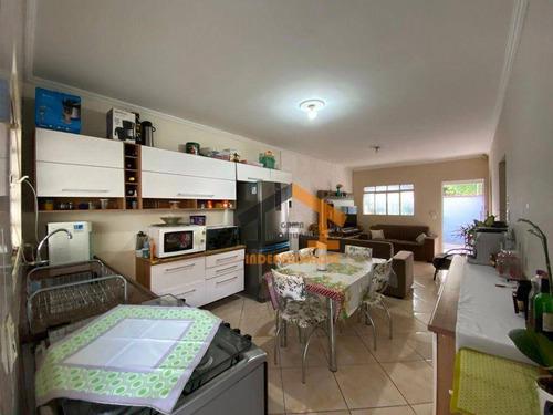 Imagem 1 de 12 de Casa Com 2 Dormitórios À Venda, 150 M² Por R$ 350.000,00 - Loteamento Aída Haddad Jafet - Itatiba/sp - Ca1229