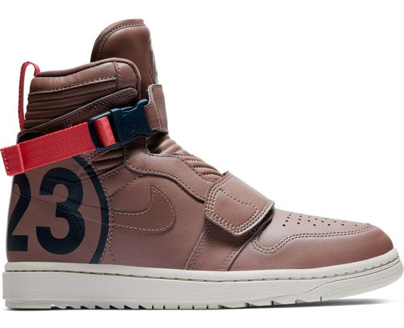 Tenis Air Jordan 1 Moto At3146-204-8 Jordan 100%original