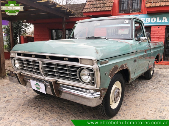 Ford F100 1976