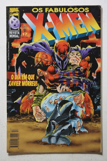 Os Fabulosos X-men Editora Abril 16 Hq