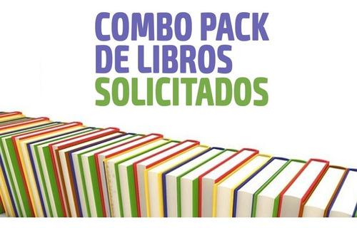 Combo Manuela Scorza 5 Libros
