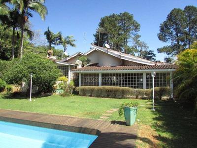 Casa Com 3 Dormitórios À Venda, 400 M² Por R$ 990.000 - Granja Viana - Cotia/sp - Ca15007